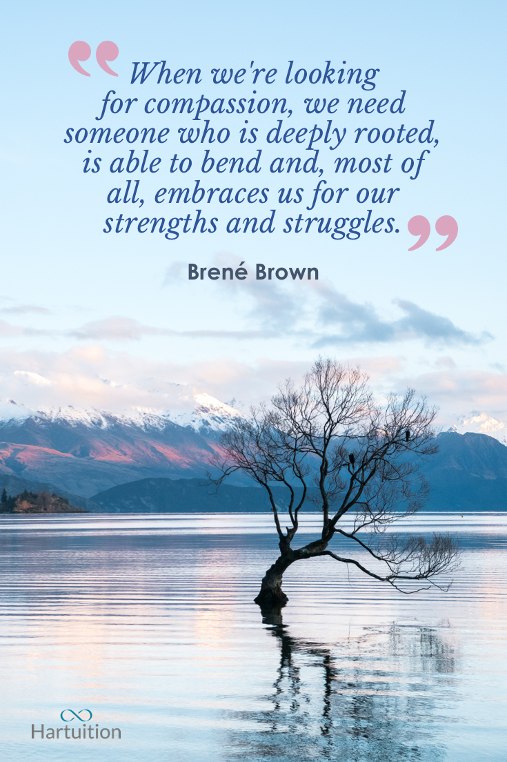 20 Inspiring Brené Brown Quotes to Help you Feel Worthy